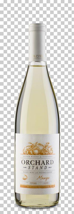 Liqueur White Wine Glass Bottle PNG