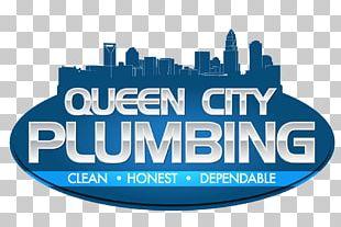 Plumbing General Contractor Architectural Engineering Queen City Commercial LLC Logo PNG