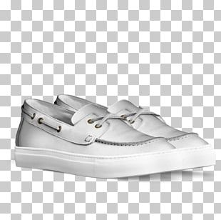 Sports Shoes Leather Slip-on Shoe Footwear PNG