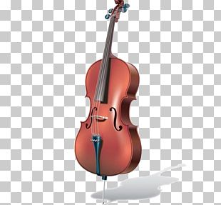 Cello Musical Instrument String Instrument Icon PNG