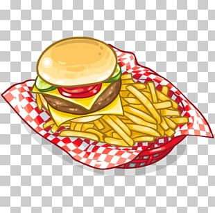Milkshake Fish And Chips French Fries Hamburger Fast Food PNG
