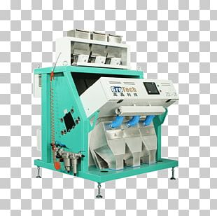 Colour Sorter Rice Color Sorting Machine Optical Sorting Plastic PNG
