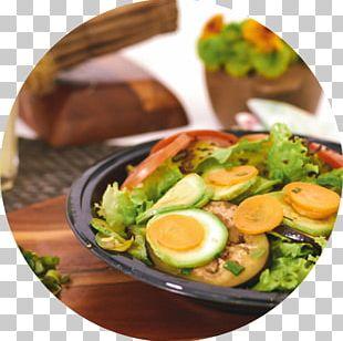 Caesar Salad Vegetarian Cuisine Leaf Vegetable Tableware Recipe PNG