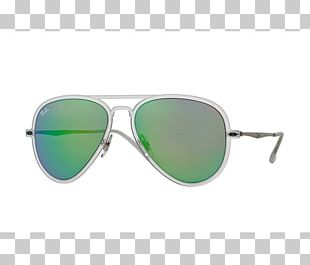 3b257b12871 Ray-Ban Aviator Light Ray II Aviator Sunglasses PNG