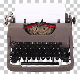 Typewriter Information Office Supplies Social Media Marketing PNG