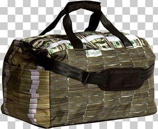 Money Bag Duffel Bags Bank PNG