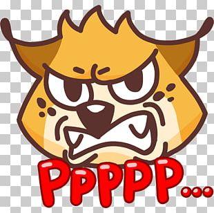 Sticker Telegram VKontakte Lynx PNG