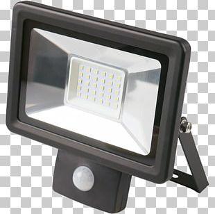 Light-emitting Diode Lighting Floodlight Lamp PNG