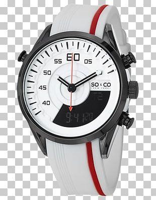 Watch Strap Quartz Clock Amazon.com Tachymeter PNG