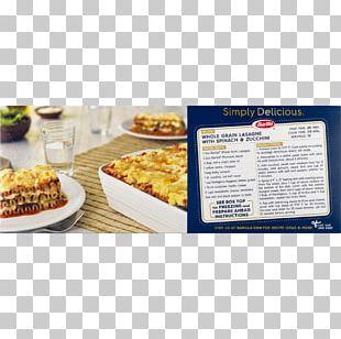 Vegetarian Cuisine Lasagne Pasta Italian Cuisine Whole Grain PNG