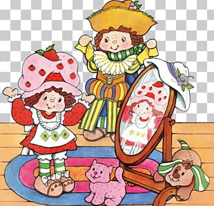 Paper Doll Strawberry Shortcake Clothing PNG