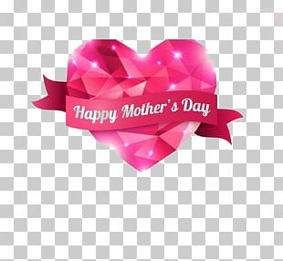 Mothers Day Heart Valentines Day PNG
