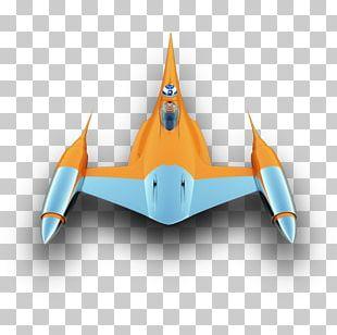 Angle Fish Aircraft PNG