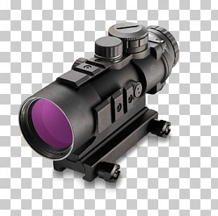Optics Telescopic Sight Red Dot Sight Objective Reticle PNG