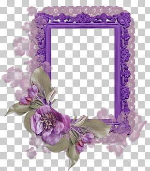 Floral Design Flower Frames Albom PNG
