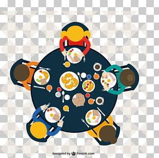 Breakfast Dinner Eating PNG