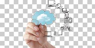 Cloud Computing Cloud Storage Software As A Service Platform As A Service PNG