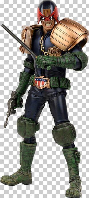 Judge Dredd The Apocalypse War Judge Hershey 2000 AD Action & Toy Figures PNG