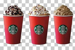 Latte Coffee Espresso Christmas Starbucks PNG