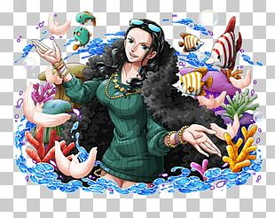 Nico Robin One Piece Treasure Cruise Trafalgar D. Water Law Usopp Nami PNG