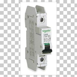 Circuit Breaker Schneider Electric Electrical Network Ampere Square D PNG