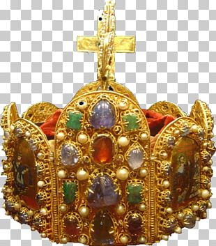 Imperial Crown Of The Holy Roman Empire Imperial Treasury PNG