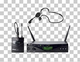 Wireless Microphone AKG WMS 470 PNG
