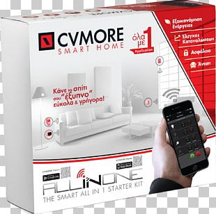 Home Automation Kits System .gr PNG
