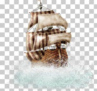 Ship Piracy Boat PNG