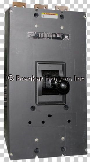 Circuit Breaker Electrical Network Shunt Square D Electrical Switches PNG