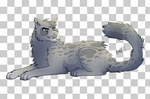 Cats Of The Clans Warriors Goosefeather ThunderClan PNG