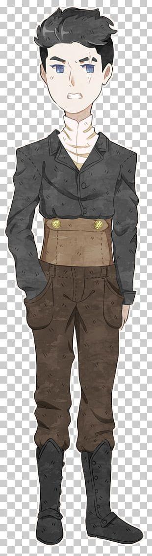 Military Uniform Soldier Costume Design PNG