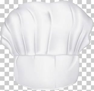 Chef's Uniform Hat PNG