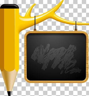 Blackboard Learn Pencil Euclidean PNG