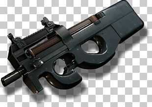 Counter-Strike: Global Offensive FaZe Clan FN P90 Trigger PNG