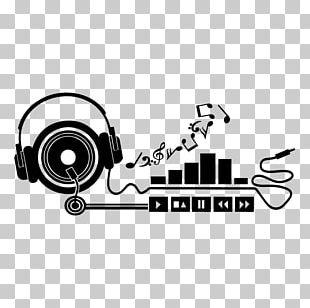Headphones Microphone Soul Music Disc Jockey PNG