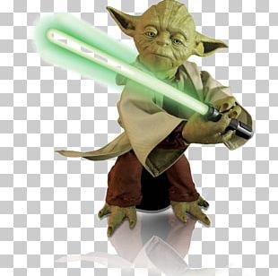 Star Wars Legendary Jedi Master Yoda Luke Skywalker Star Wars Legendary Jedi Master Yoda PNG
