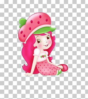 Strawberry Shortcake Angel Food Cake Custard Cream PNG