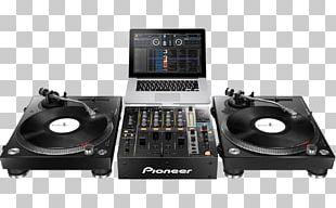 Direct-drive Turntable Disc Jockey Pioneer DJ Technics SL-1200 Phonograph Record PNG
