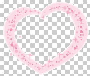 Pink Heart Euclidean PNG