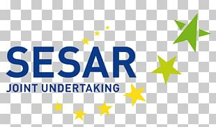 SESAR Joint Undertaking Single European Sky ATM Research Logo Air Traffic Control Organization PNG
