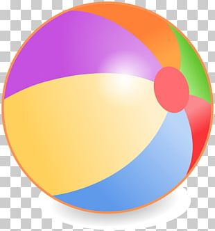 Beach Ball Drawing PNG