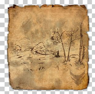 The Elder Scrolls Online Treasure Map The Elder Scrolls II: Daggerfall PNG
