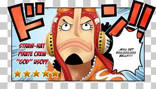 Usopp Monkey D. Luffy Brook One Piece Straw Hat Pirates PNG