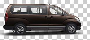 Compact Van Minivan Hyundai Starex Compact Car PNG