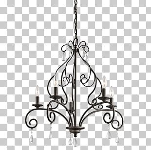 Lighting Chandelier Light Fixture Ceiling PNG