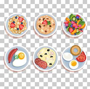 Breakfast Cereal Food Illustration PNG