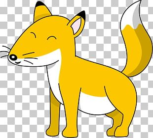 Red Fox Illustration Animal PNG