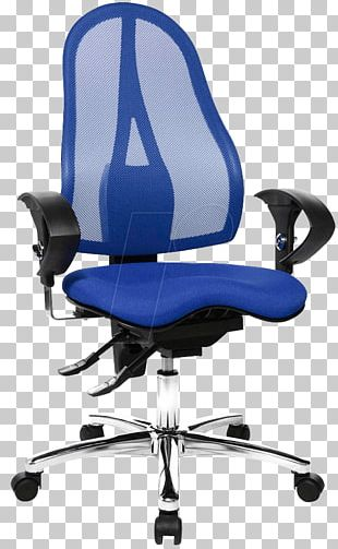 Office & Desk Chairs Swivel Chair Cushion Furniture PNG