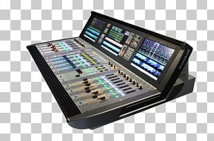 Soundcraft Si Expression 1 Audio Mixers Digital Mixing Console PNG